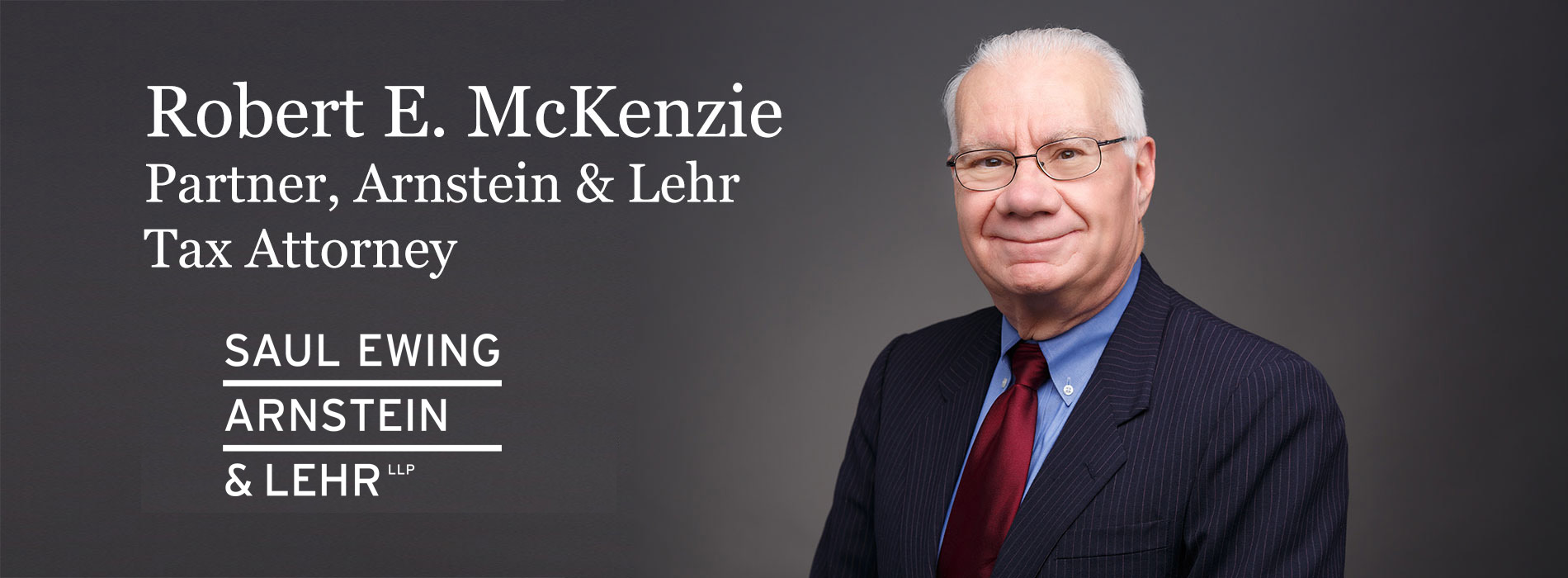 Robert E. McKenzie, Tax Attorney